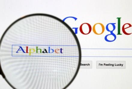 Google nombre Alphabet